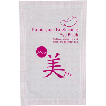 Wink Me Lint Free Eye Gel Patches - 10 Pairs per Quantity