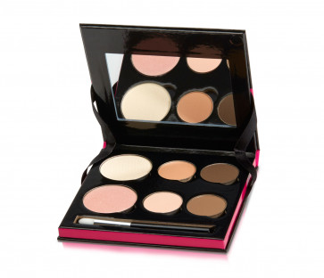 GladGirl® Be Eye Beautiful® - Natural Eyeshadow Palette