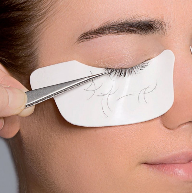 Under-eye Silicone Pad for Eyelash Extensions