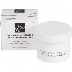 Protein Remover Cleansing Pads