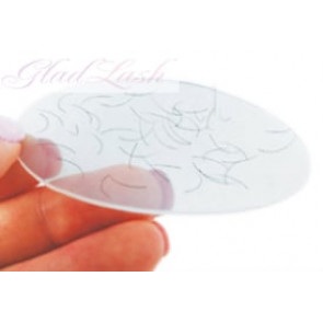 Oval Silicone Lash Pads