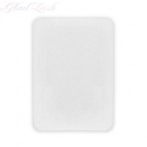 Large Rectangle Silicone Lash Pad