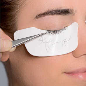 Reusable Under-eye Silicone Pad for Eyelash Extensions
