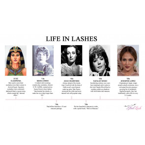 Poster - Life In Lashes