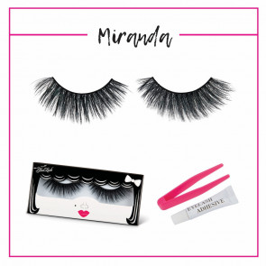 GladGirl® 3D False Lash Kit - Miranda