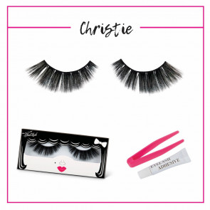 GladGirl® 3D False Lash Kit - Christie