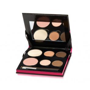 GladGirl® Be Eye Beautiful® - Natural Eyeshadow Palette