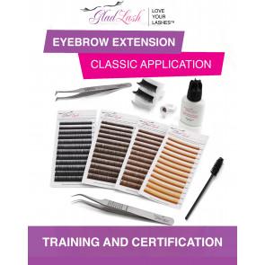 Eyebrow Extension Training