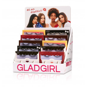 GladGirl False Lash POP Display