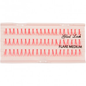 "Celebrity Lashes -"" Red"