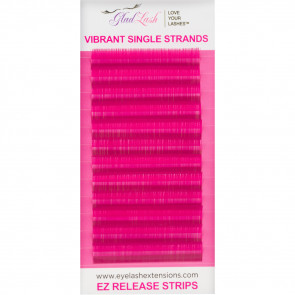Pink Ladies Lashes - on the tray