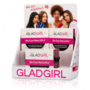 GladGirl® Eyeshadow Palette POP Display