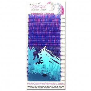 Mermaid Silk Eyelash Extensions