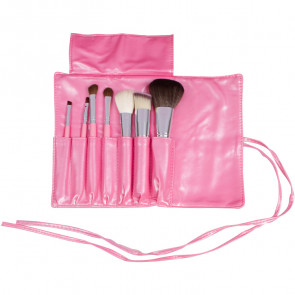 Professional Seven Piece Sable Brush Set