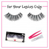 GladGirl® False Lash Kit - For Your Lashes Only