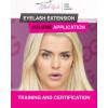 Volume Eyelash Extension Training