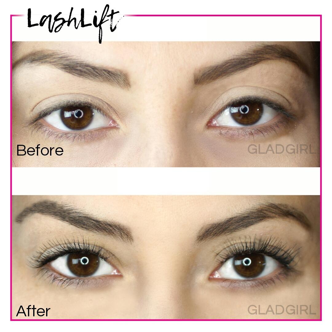 Lashlift Eyelash Perming Kit By Gladlash Complete Kit