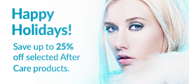 Save up to 25% off Selected After Care*
