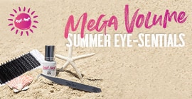 MEGA VOLUME SUMMER EYE-SENTIALS