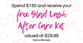 Spend $150 and get your free After Care Kit valued at $29.99