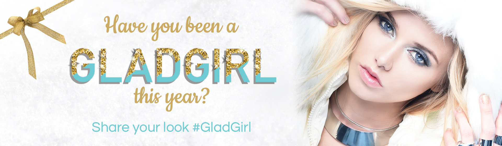 Are You GladGirl? Share your look #GladGirl.
